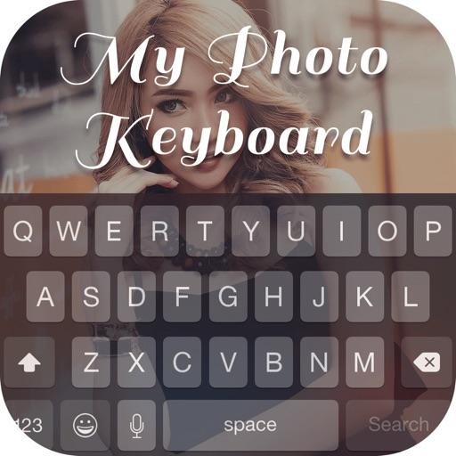 Photo Keyboard - My Photo Background Keyboard iOS App
