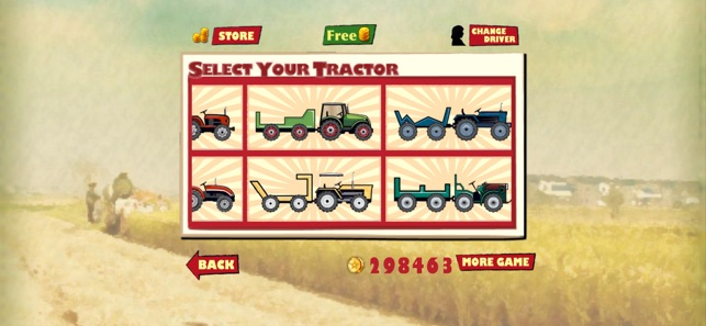 Tractor Hero  on the App Store