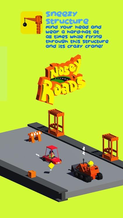 Nosey Roads screenshot-3