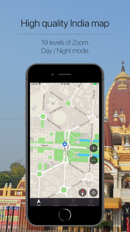 India Offline Navigation