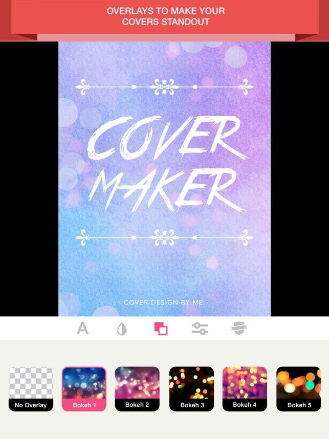 wattpad cover maker  Cover Maker- Book Creator
