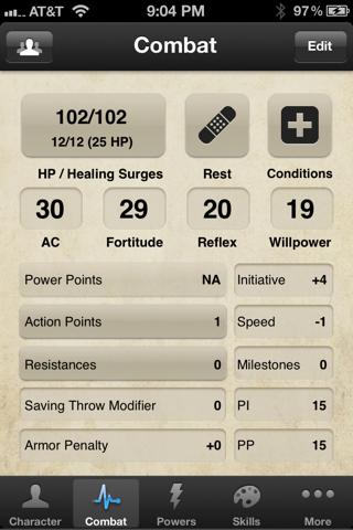 Screenshot of i4e