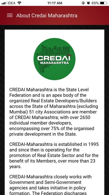 CREDAI Maharashtra App screenshot-6