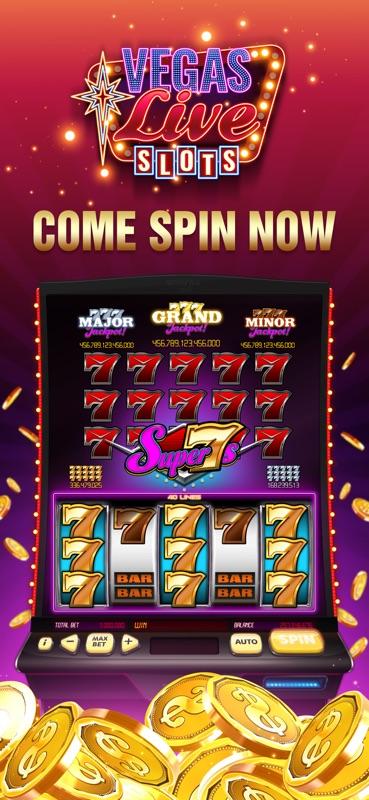 Live Casino Online Slots
