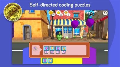 codeSpark Academy with The Foos app image