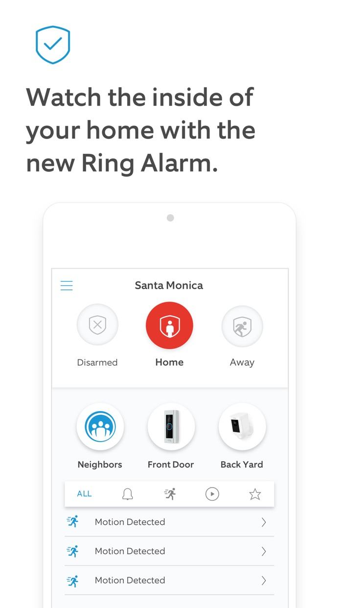 Ring - Always Home Screenshot