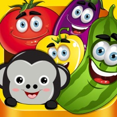 Activities of Learn Vegetable Names