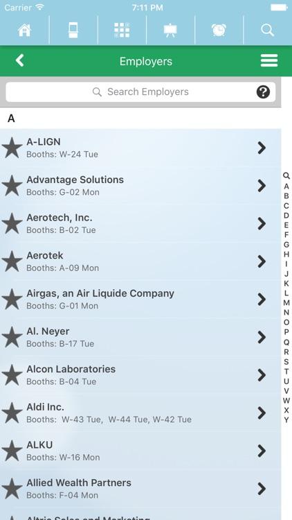 Penn State Career Success screenshot-4