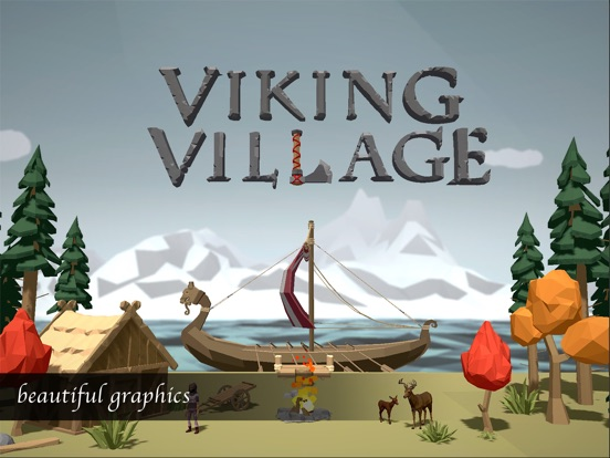 Скачать Viking Village Premium