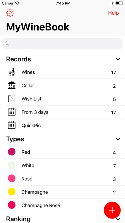MyWineBook