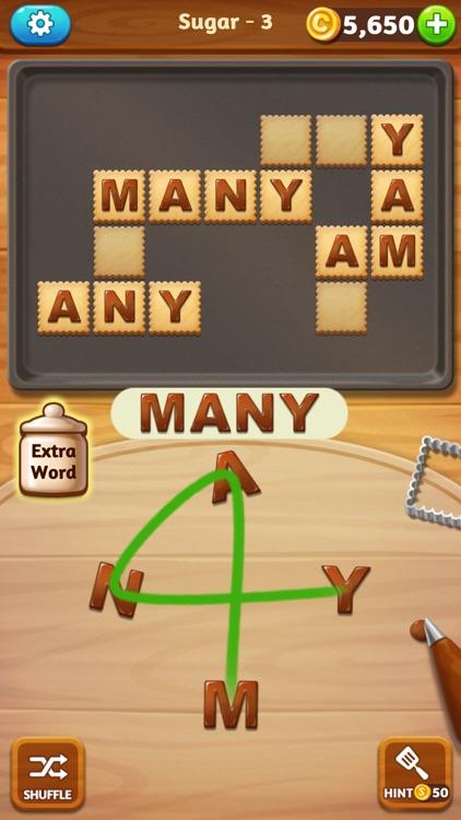WordCookies Cross screenshot-0
