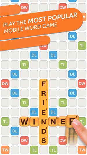 Words With Friends 2-Word Game Screenshot