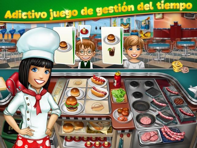Cooking Fever En App Store