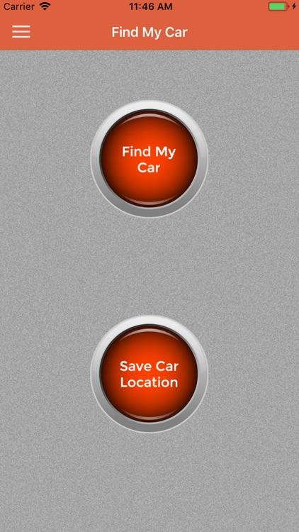 Find my parked car : find car?