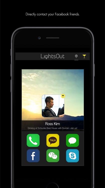 LightsOut Application