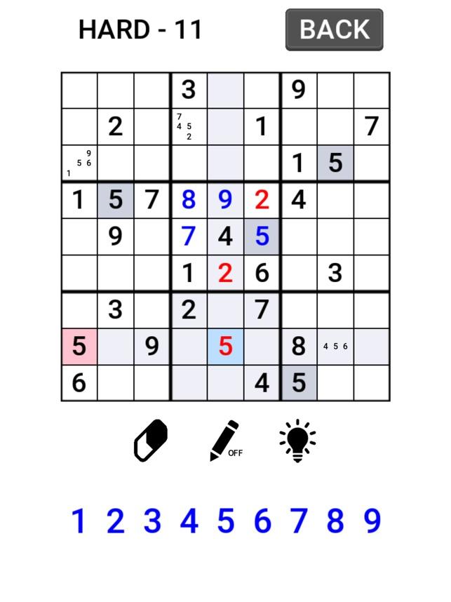Sudoku Brain Teaser On The App Store