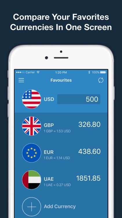 Convee - Currency Converter