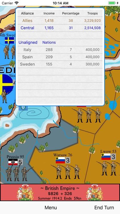 War in Europe screenshot-8