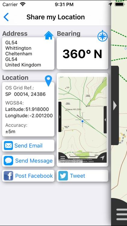 Cotswolds Maps Offline screenshot-7