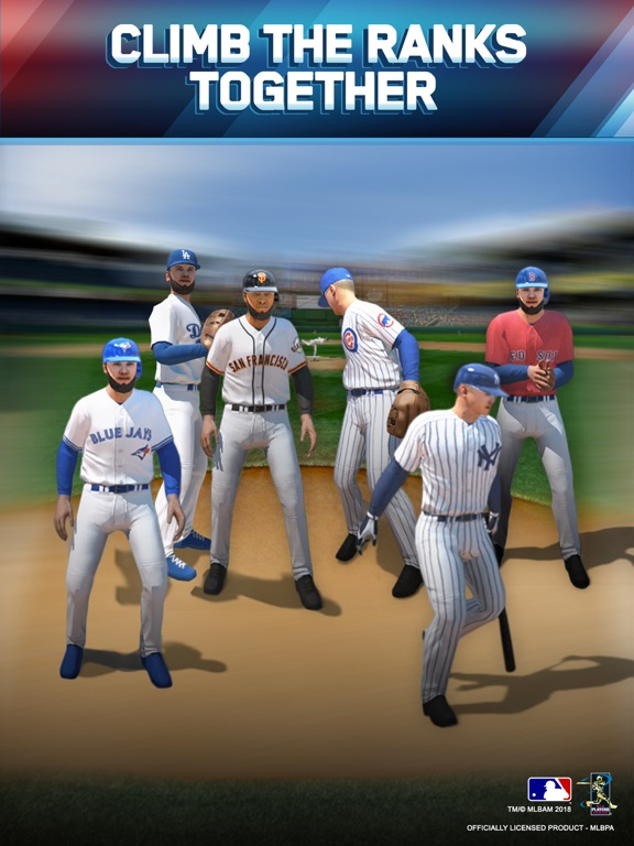 MLB Tap Sports Baseball 2018 screenshot 7