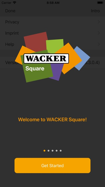 WACKER Square screenshot-0