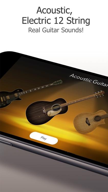 Guitar - Chords, Tabs & Games screenshot-3