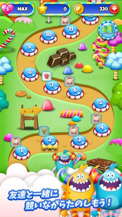 SugarLand - 暇つぶし パズル ゲーム紹介画像4