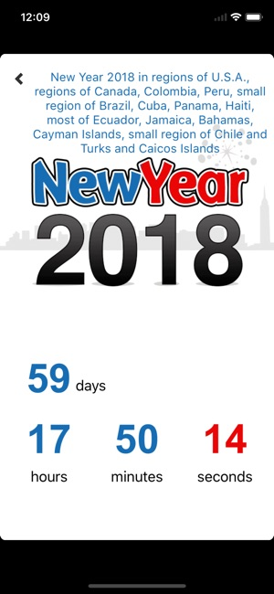 s day countdown 2018