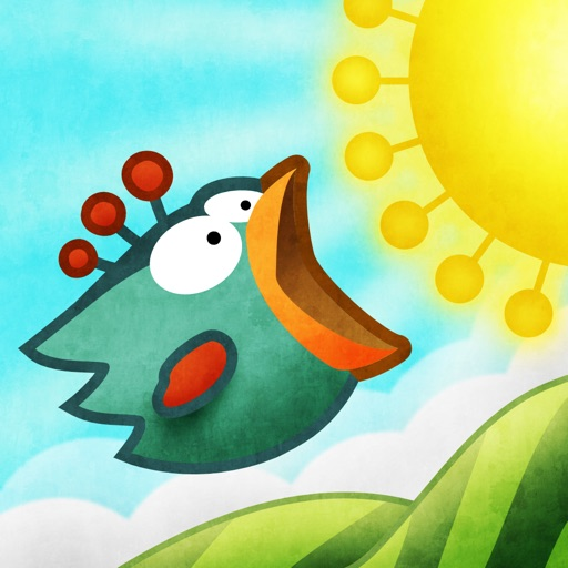 Tiny Wings iOS App
