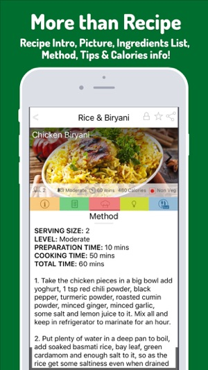 Popular indian recipes on the app store popular indian recipes on the app store forumfinder Images