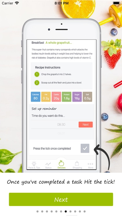 Detox Pro - Diets & Plans screenshot-2