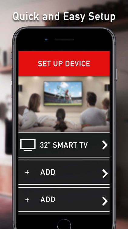 Remote for Vizio TV's w/ Roku
