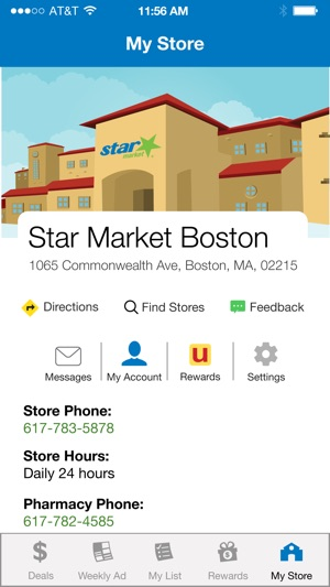 Star Market on the App Store