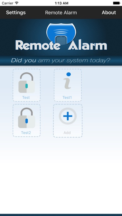 Screenshot for Remote Alarm Pro in Ecuador App Store