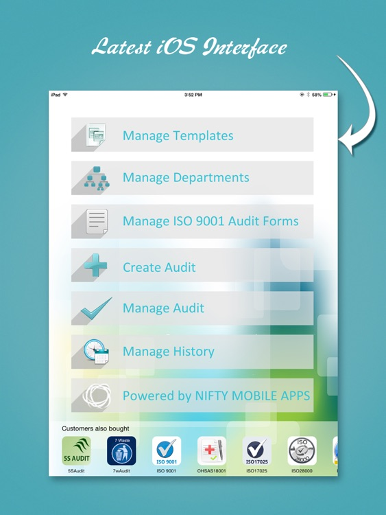 ISO 9001 Audit