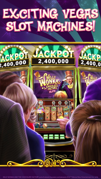 Willy Wonka Slots Vegas Casino screenshot-3