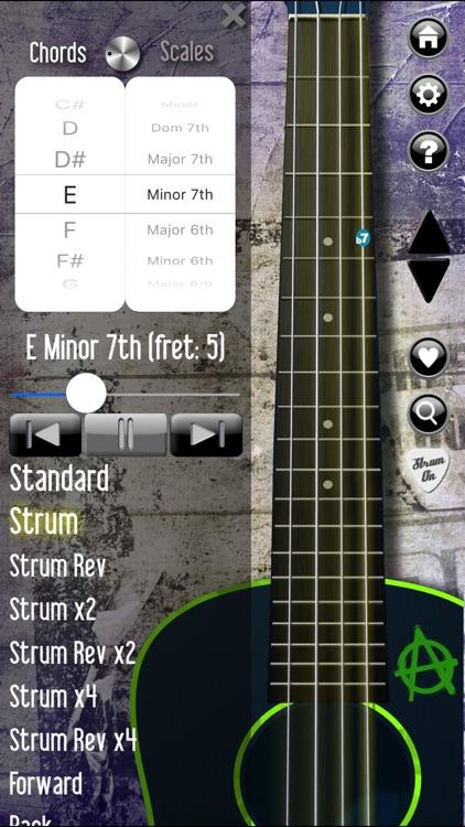 Ukulele Companion screenshot-3