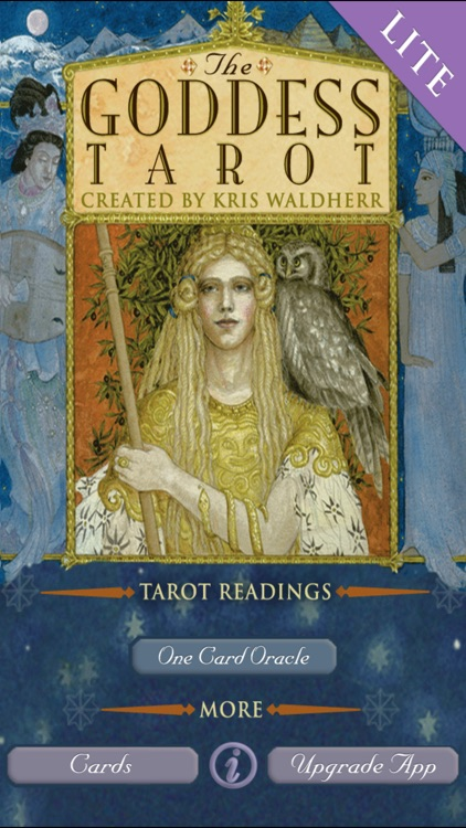 Goddess Tarot - Lite version