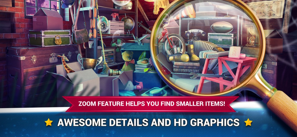 Hidden Objects House Cleaning hack tool