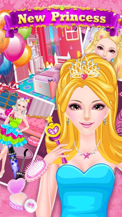 Fantasy Beauty Salon screenshot three