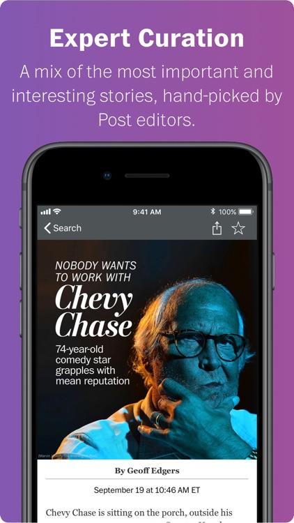 The Washington Post screenshot-3