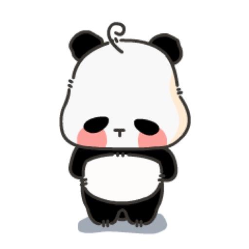 Panda Cute Stickers Pack