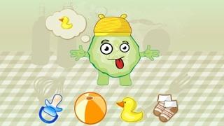 Screenshot #2 pour Les légumes drôles! Jeux éducatifs pour les enfant