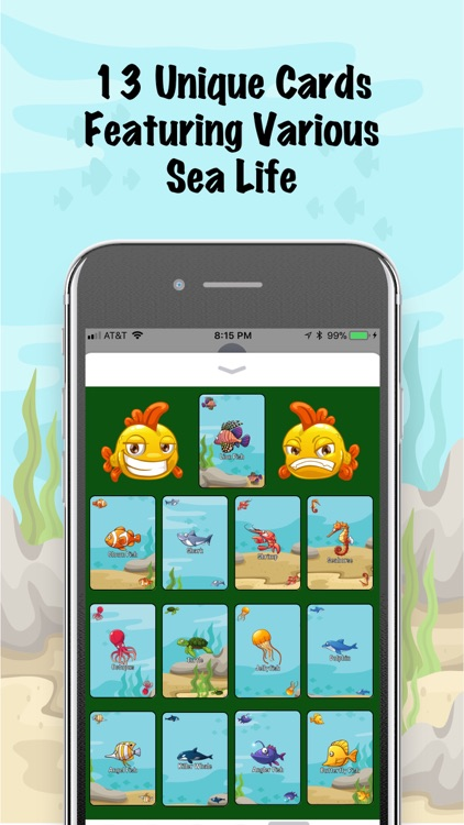 Go Fish For iMessage screenshot-3