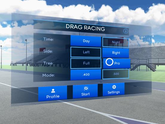 DRAG RACE REACTION TRAINERのおすすめ画像1
