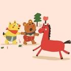 马背上的朋友-做内心强大的自己系列绘本 icon