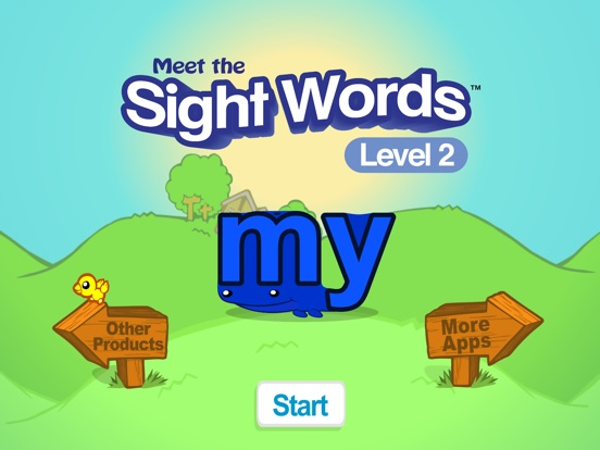 Retired Meet the Sight Words3 Скриншоты9