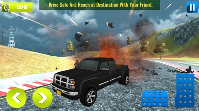 Chained Army Truck Driver screenshot 4