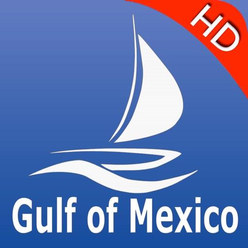 Gulf of Mexico GPS Charts Pro