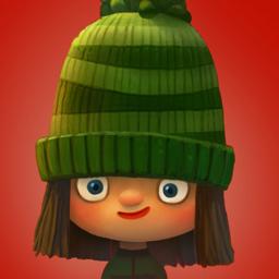 Ícone do app Chapeuzinho Verde